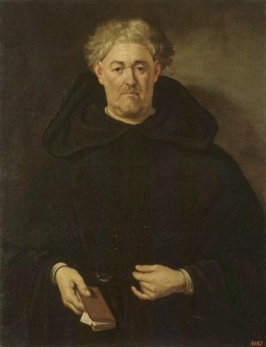 8_____portrait d'un moine1650 Pareja 1606-1670.jpg