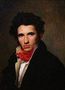 220px-Léon_Cogniet_self-portrait_1818