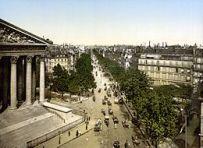 Boulevard_de_la_Madeleine,_Paris,_1890-1900